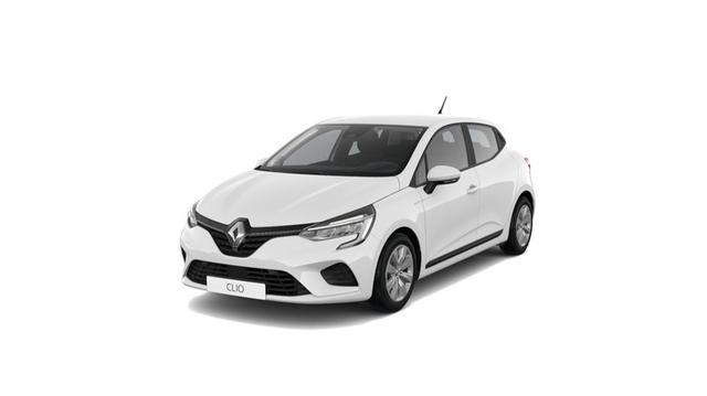 Renault Clio - Zen SHZ/LED/Easy Link/Klima Bestellfahrzeug, konfigurierbar