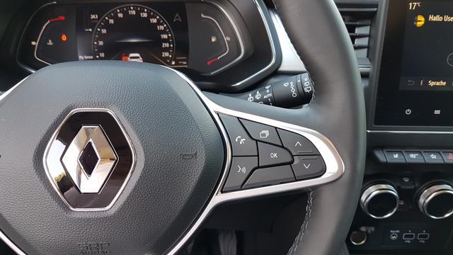 Renault Captur Intens EU-Neuwagen Reimport