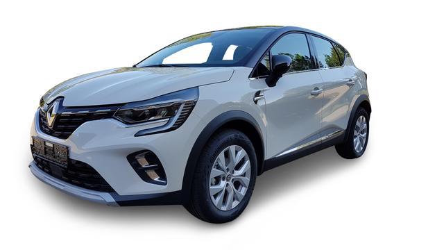 Renault Captur - Intens MJ 2020/LED/NAVI Bestellfahrzeug