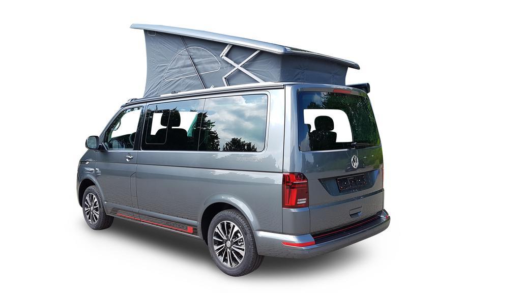 VW California 6.1 Beach Camper EU-Neuwagen Reimport