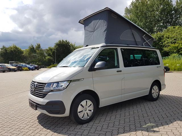 Volkswagen California 6.1 Beach - Camper Miniküche, Klima, App-Connect Lagerfahrzeug