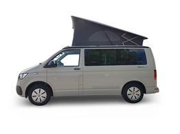 VW California Beach 6.1 EU-Neuwagen Reimport, Beispielbilder, ggf. teilweise mit Sonderausstattung