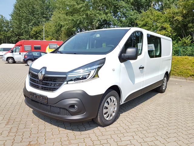 Renault Trafic - Kastenwagen Doka L2H1 PDC Kamera Klima Lagerfahrzeug
