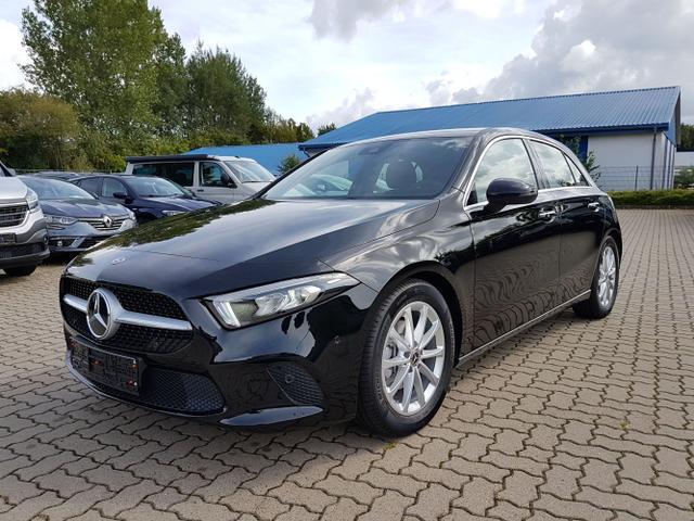 Mercedes-Benz A-Klasse - A 180 NAVI/LED/SHZ/LEDER Lagerfahrzeug