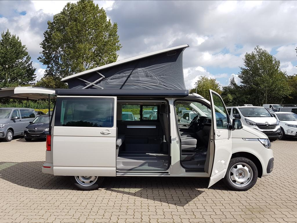 Volkswagen / California 6.1 /  EU-Neuwagen / Reimport