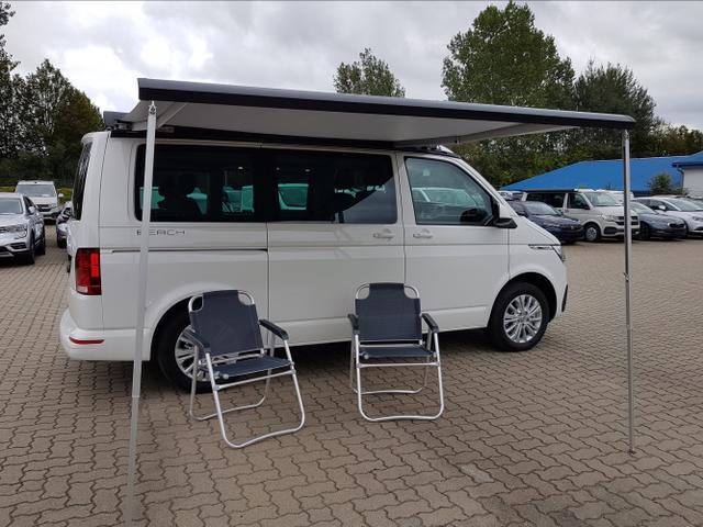 Volkswagen California 6.1 - Beach Camper Miniküche/PDC v h/App Connect Vorlauffahrzeug kurzfristig verfügbar