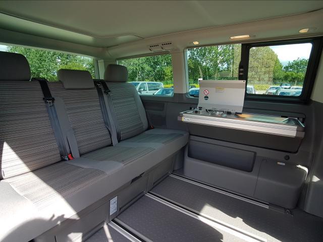 Volkswagen / California 6.1 / Beach / EU-Neuwagen / Reimport /