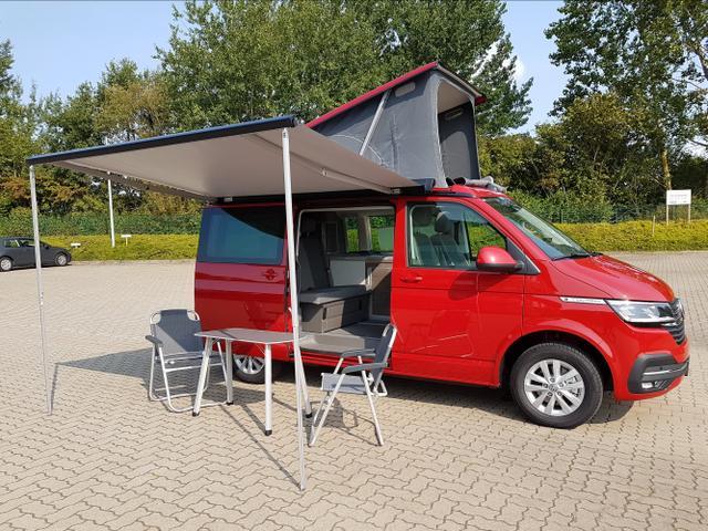 Volkswagen California 6.1 - Ocean SOFORT - NAVI/DSG/LED/Kamera Vorlauffahrzeug kurzfristig verfügbar