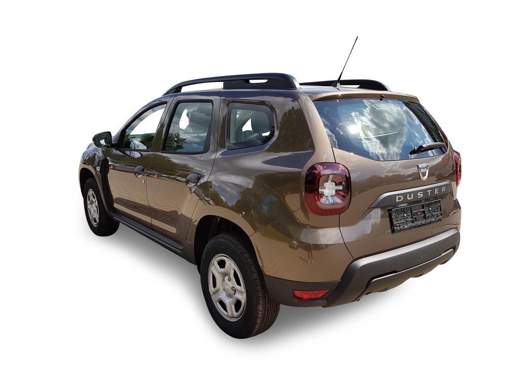 Dacia Duster EU-Neuwagen Reimport