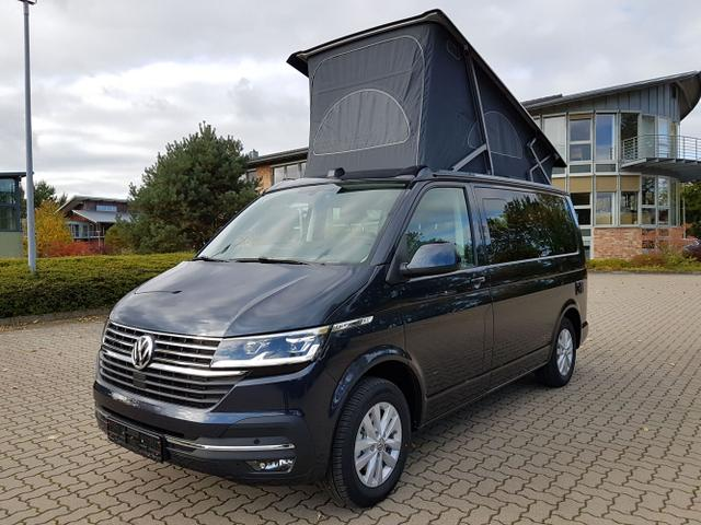 Volkswagen California 6.1 - Ocean NAVI/PDC v h/LED/Kamera Vorlauffahrzeug kurzfristig verfügbar