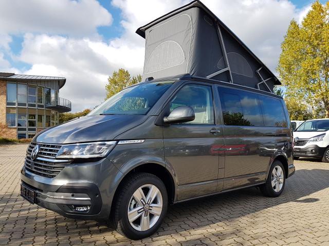 Volkswagen California 6.1 - Ocean Discover Media PRO/KAMERA/ACC Vorlauffahrzeug kurzfristig verfügbar