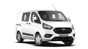 Ford Transit Custom - 320 L2H2 Trend PDC/GRA/Klima Vorlauffahrzeug