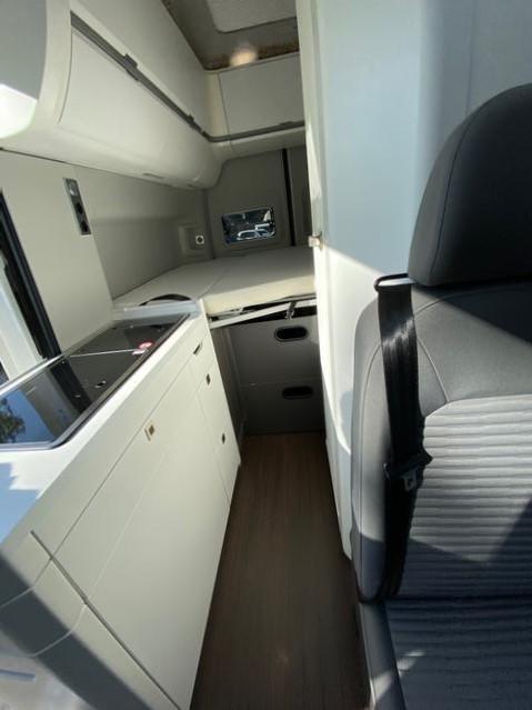 VW Grand California 600 EU-Neuwagen Reimport
