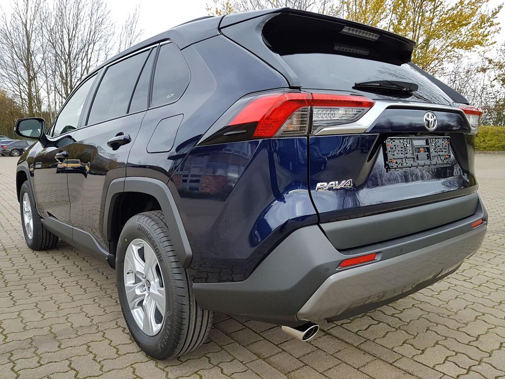Toyota RAV 4 EU-Neuwagen Reimport