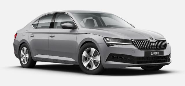 Skoda Superb - Ambition LED/DAB/GRA/16