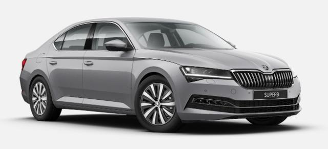 Skoda Superb - Style LED/DAB/GRA/17