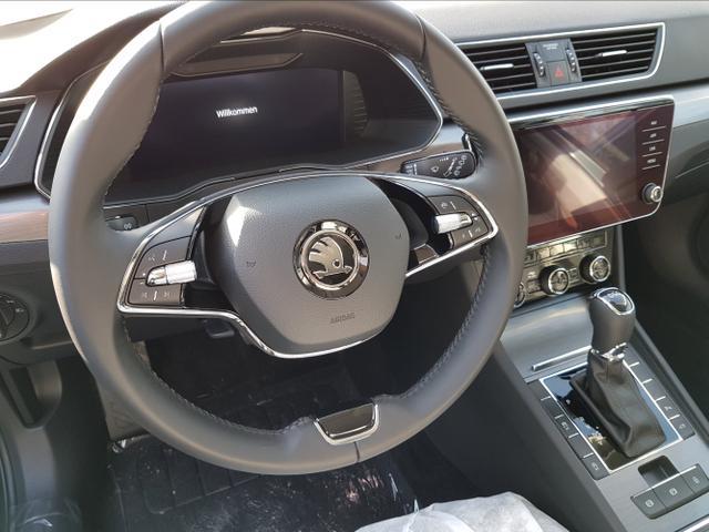 Skoda Superb Combi Style EU-Neuwagen Reimport