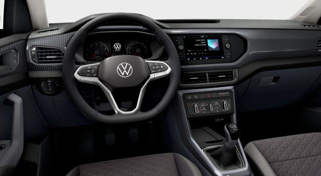 Volkswagen T-Cross Style PDC/ACC/ LED/Nebel