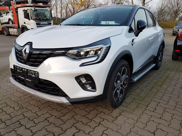 Renault Captur - Intens LED/NAVI/PANORAMA/ACC/18