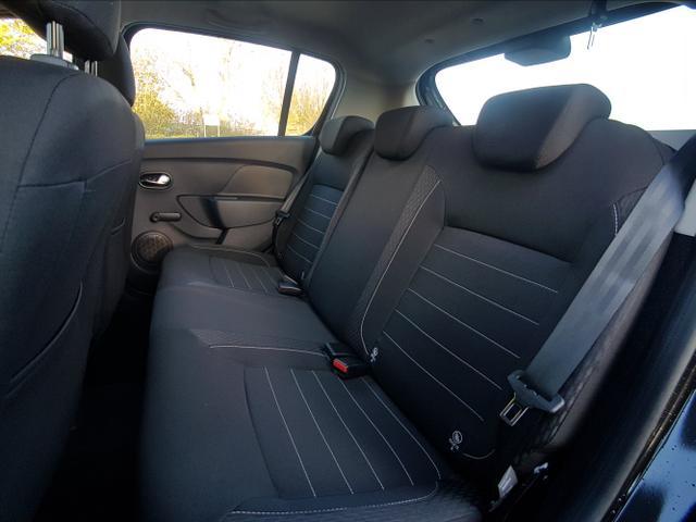 Dacia Sandero Streetway EU-Neuwagen Reimport