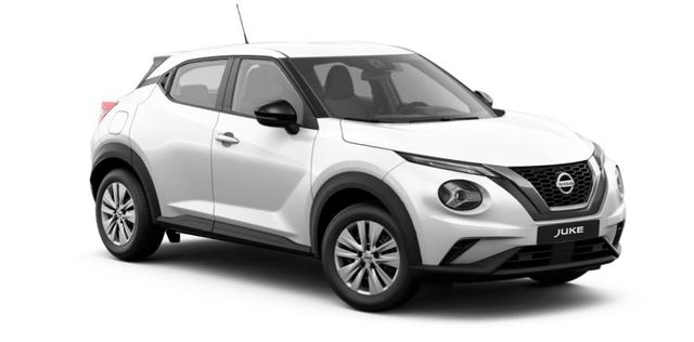 Bestellfahrzeug, konfigurierbar Nissan Juke - Visia MJ 2021/ GRA / LED