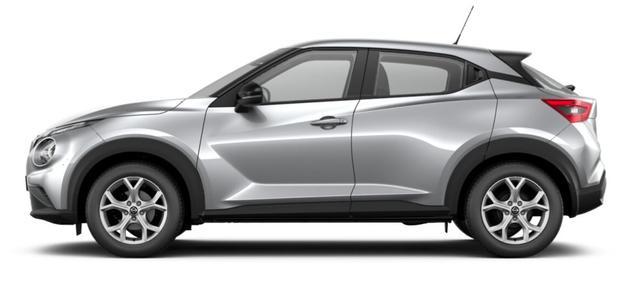 Nissan Juke Acenta MJ 2021 SHZ / LED