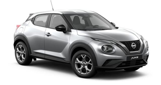 Bestellfahrzeug, konfigurierbar Nissan Juke - Acenta MJ 2021 SHZ / LED