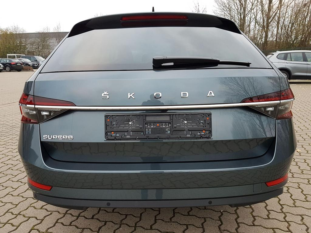 Skoda Superb EU-Neuwagen Reimport