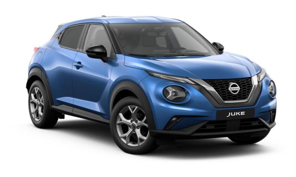 Nissan Juke N-Connecta MJ 2021/ LED / PDC h EU Neuwagen ...