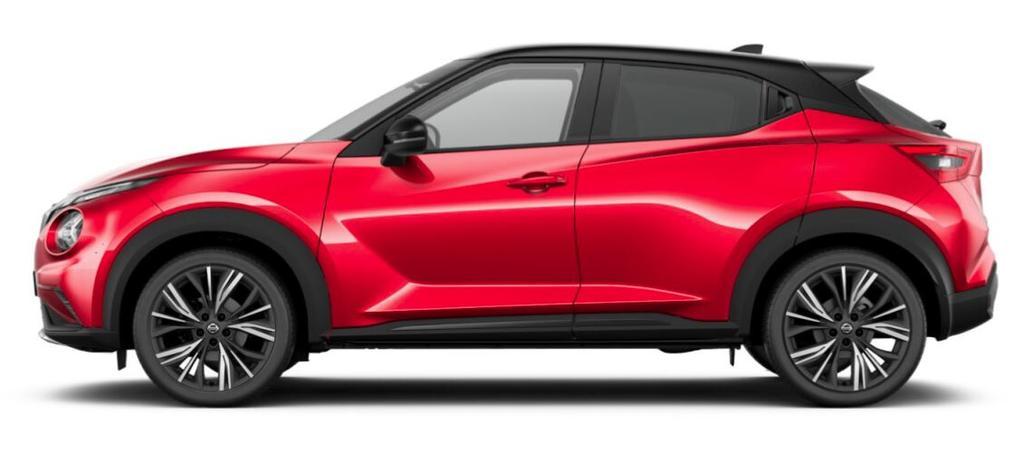 Nissan Juke N-Design MJ 2021/ LED / KAMERA Neuwagen mit ...