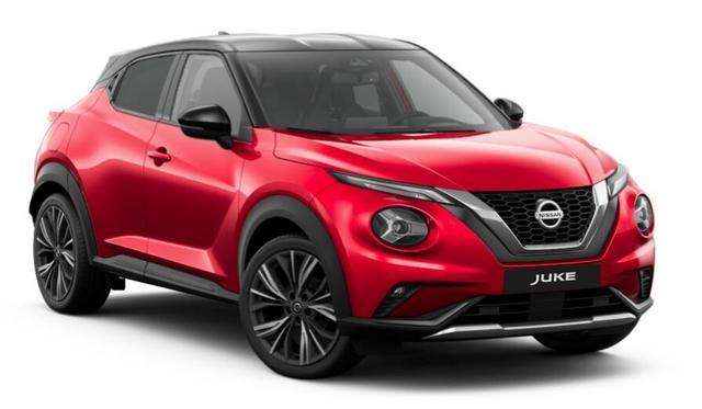Nissan Juke - N-Design MJ 2021/ LED / KAMERA Bestellfahrzeug