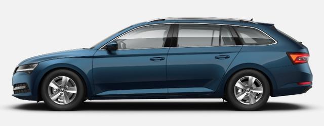 Skoda Superb Combi EU-Neuwagen Reimport