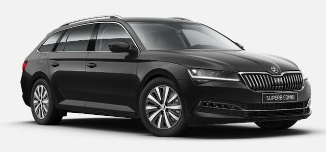 Skoda Superb Combi - Style LED/DAB/GRA/17