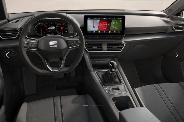 Seat Leon EU-Neuwagen Reimport