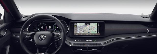 Skoda Octavia RS DSG/LED/ACC/Nav/Kamera