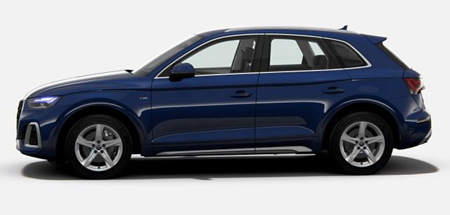 Audi Q5 S line PDC v+h/ LED/ DAB