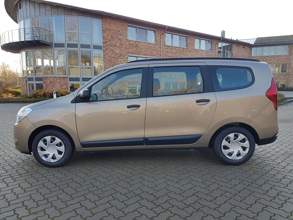 Dacia / Lodgy / EU-Neuwagen / Reimport