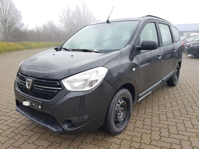 Dacia Lodgy - StreetwayEco Streetway 7-Sitzer/NAVI/SHZ/PDC   KAMERA Lagerfahrzeug
