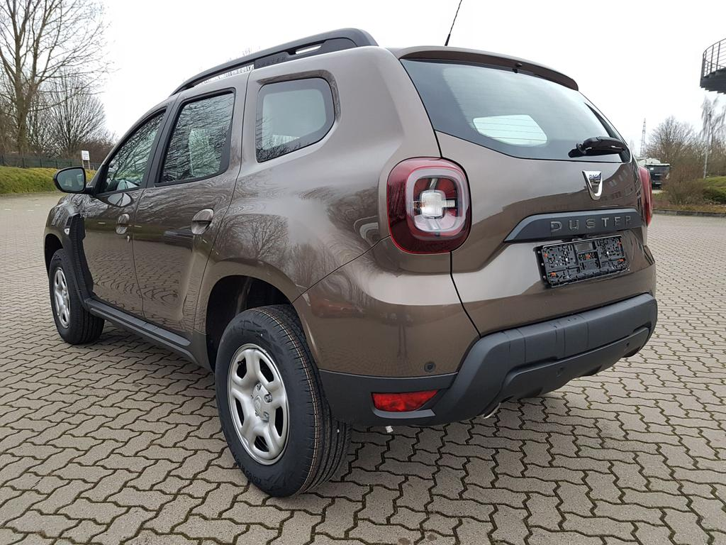 Dacia / Duster / EU-Neuwagen / Reimport