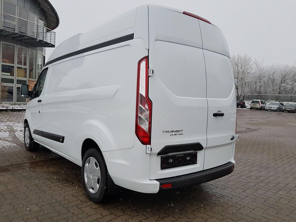 Ford / Transit Custom / EU-Neuwagen / Reimport