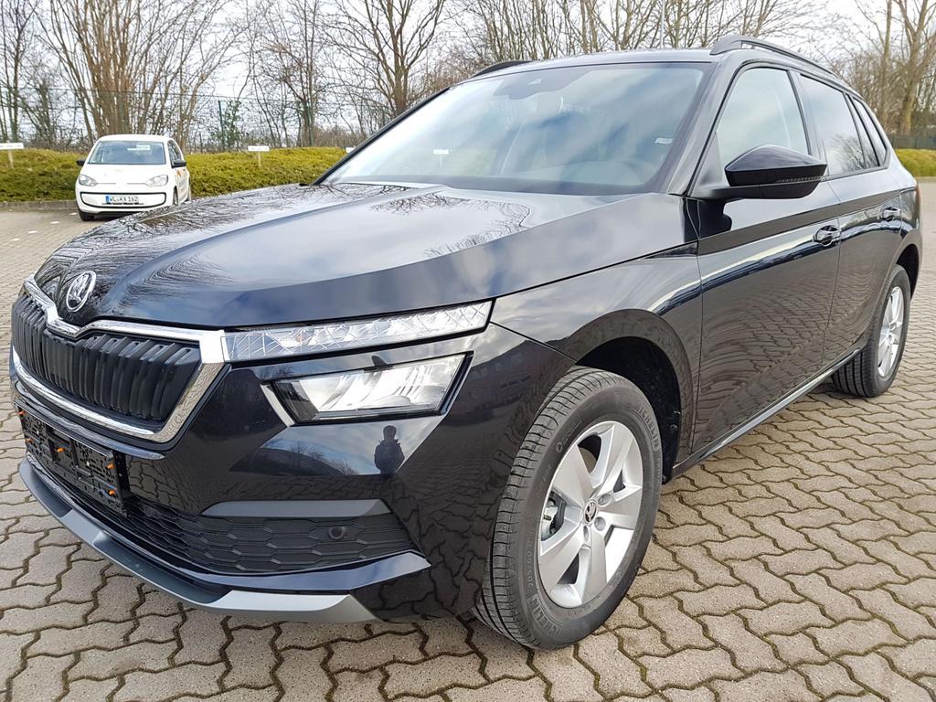 Skoda Kamiq Ambition EU-Neuwagen Reimport