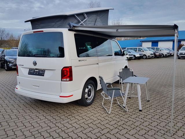 Volkswagen / 6.1 California Beach / EU-Neuwagen / Reimport