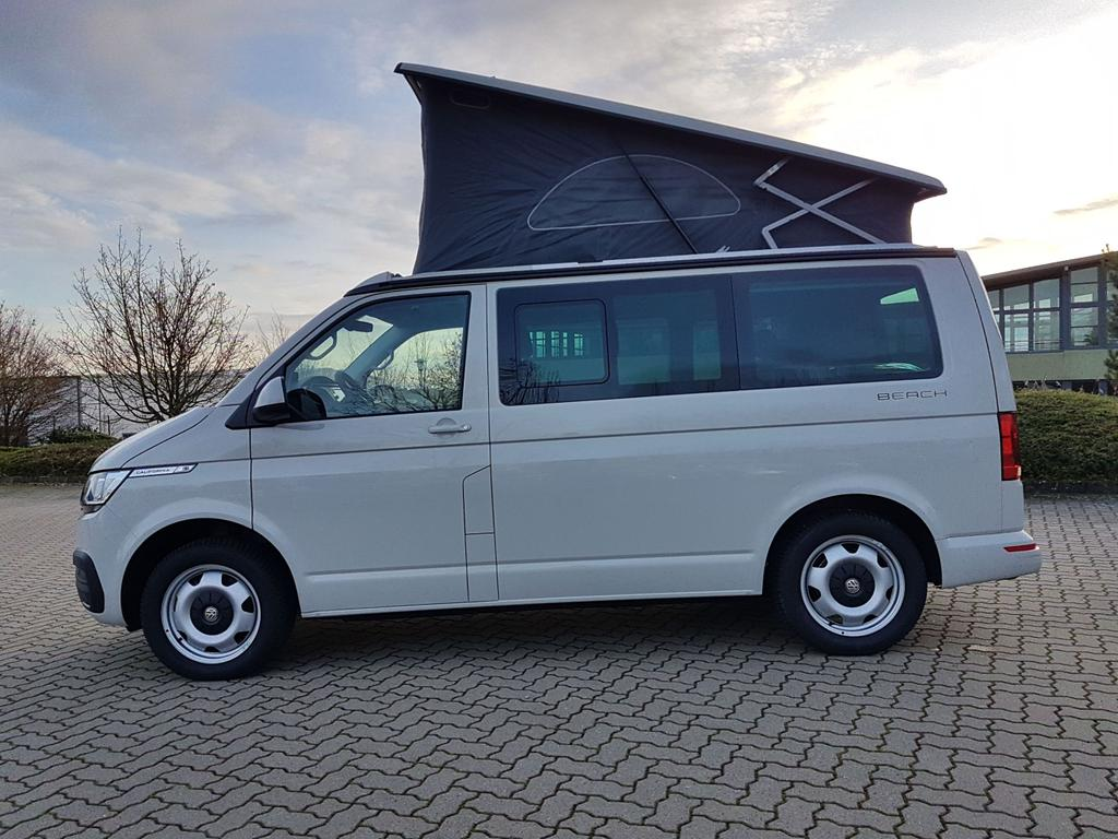 Volkswagen / 6.1 California / EU-Neuwagen / Reimport