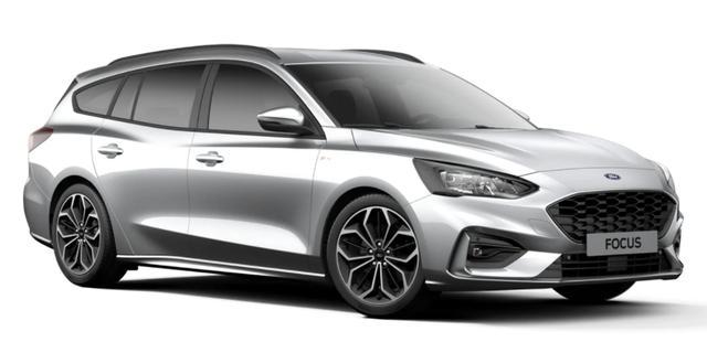 Ford Focus Turnier - ST-Line KAMERA/SHZ/PDC/LED/ALU Vorlauffahrzeug