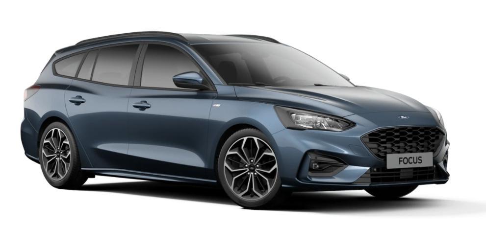 Ford Focus Turnier ST-Line EU-Neuwagen Reimport