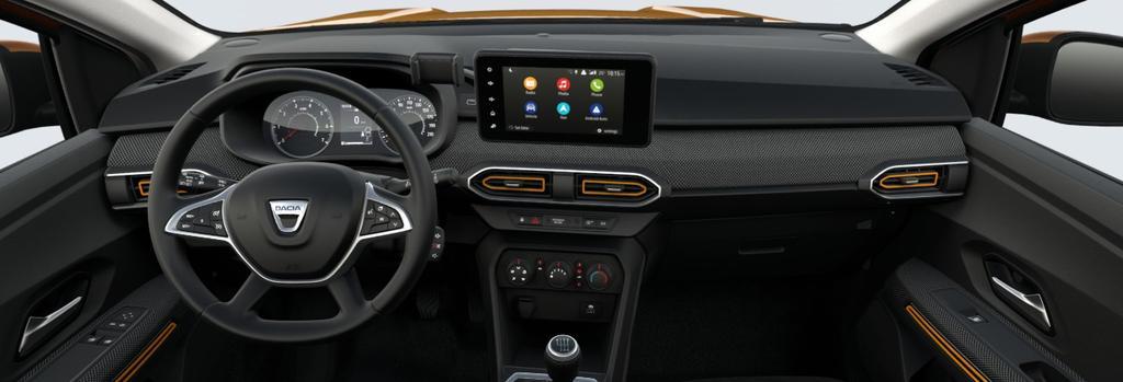 Dacia Sandero Stepway EU-Neuwagen Reimport