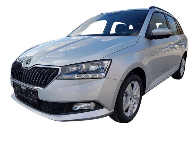 Skoda Fabia Combi - Ambition KLIMA/Berganfahrhilfe/Easy Light Assist Bestellfahrzeug, konfigurierbar