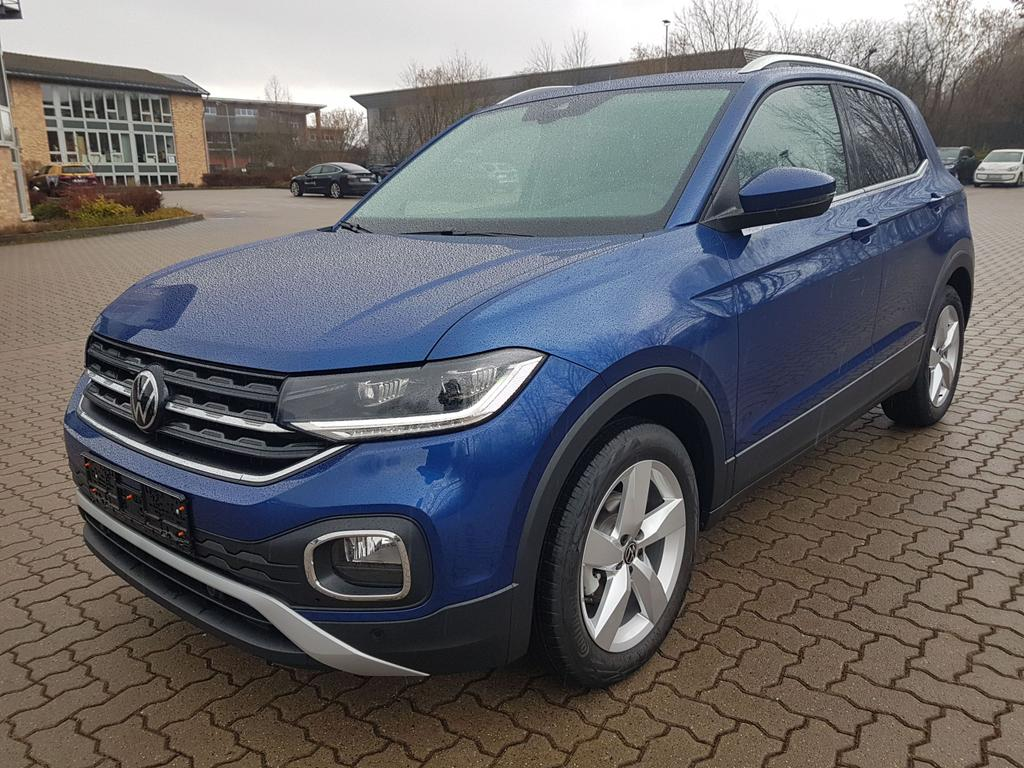 Volkswagen / T-Cross /  EU-Neuwagen / Re-Import
