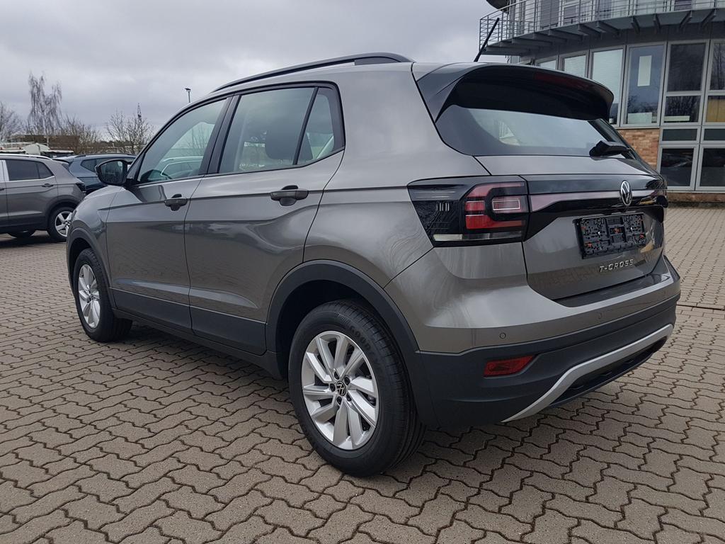 Volkswagen / T-Cross / EU-Neuwagen / Reimport