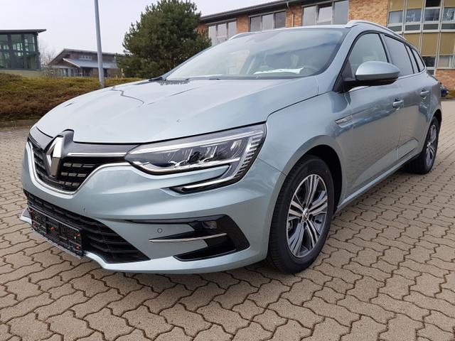 Lagerfahrzeug Renault Mégane - Intens NAVI/LED/ALU/SHZ